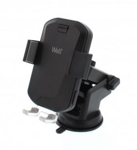 Incarcator auto wireless Slick Well 10W automat; Cod EAN: 5948636035186