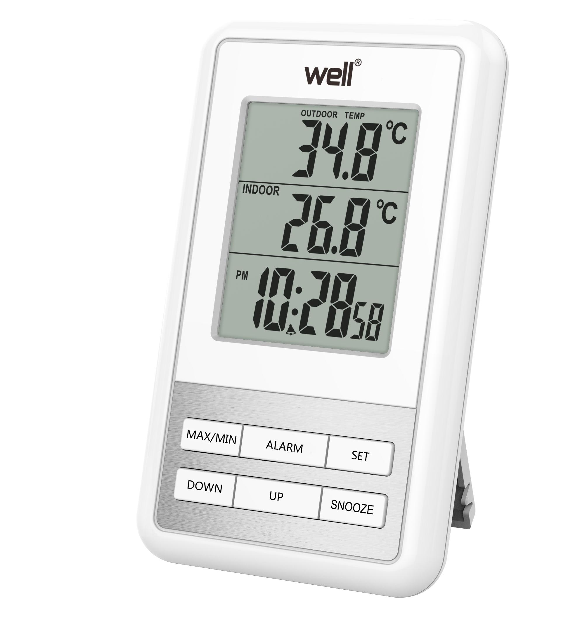 Termometru digital de interior exterior Sense Well