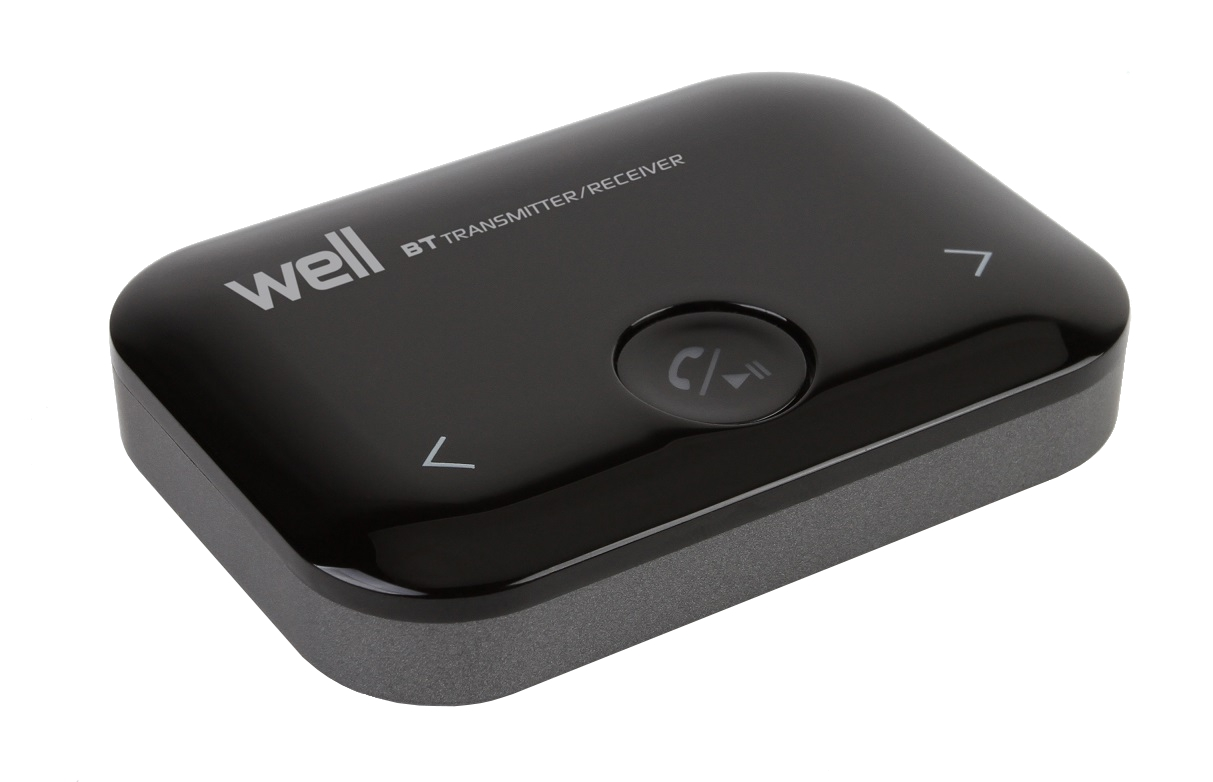 Adaptor Bluetooth 2 in 1, transmitator si receptor Comfy, Well